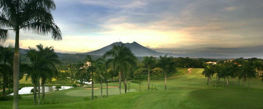 sentul highlands golf course bogor indonesia deemples