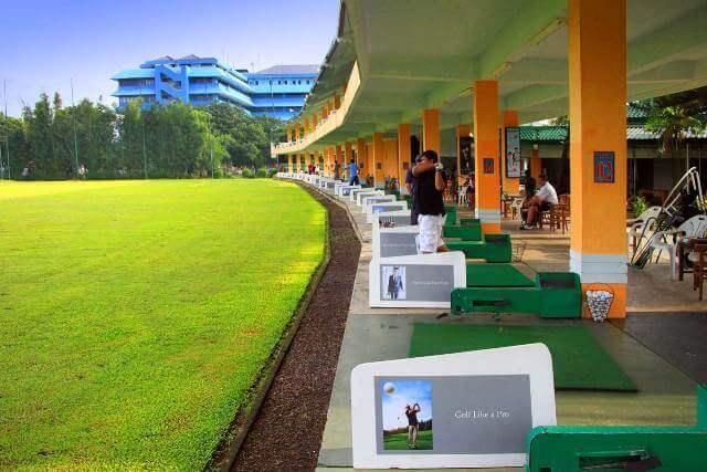cilandak marinir driving range jakarta indonesia golf courses