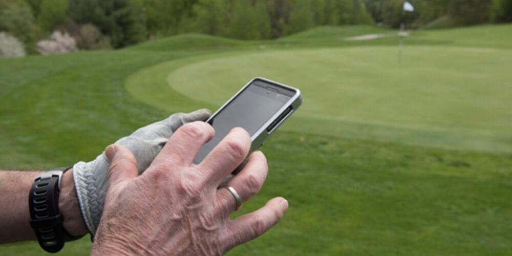 best golf app deemples