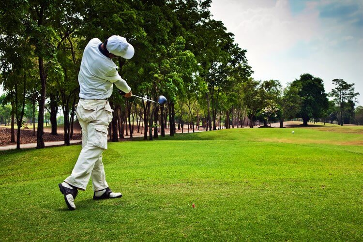 Deemples. exercises for golf