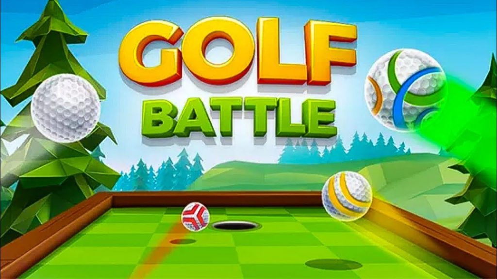 golf battle golf games screenshot