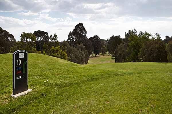 Ivanhoe public golf course public golf courses in west melbourne