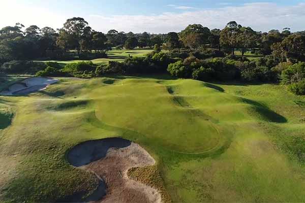 sandringham golf course public golf courses in sandbelt