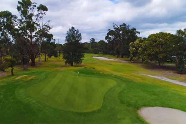 spring park golf course public golf courses in sandbelt