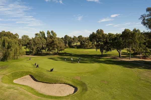 malvern valley public golf course