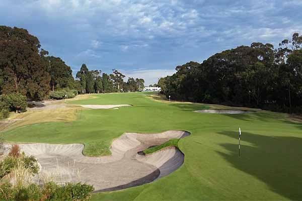 The Metropolitan Golf Club