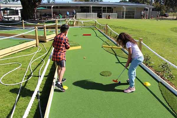 Albert Park Mini Golf