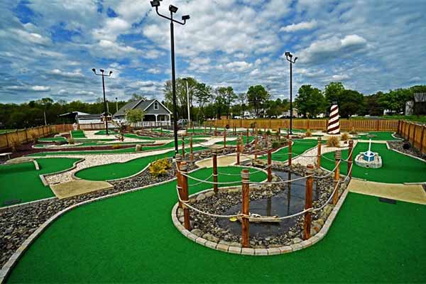 Best Mini Golf Courses in Melbourne