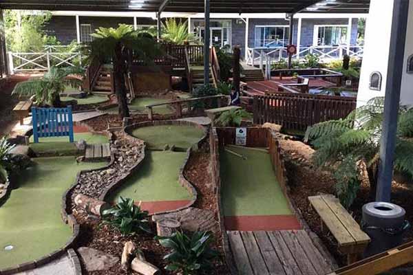 Wetlands Mini Golf 'n' Games