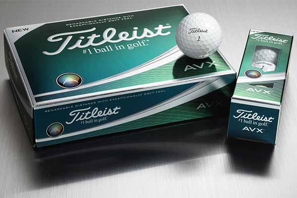 The-Titlist-AVX-best-golf-balls