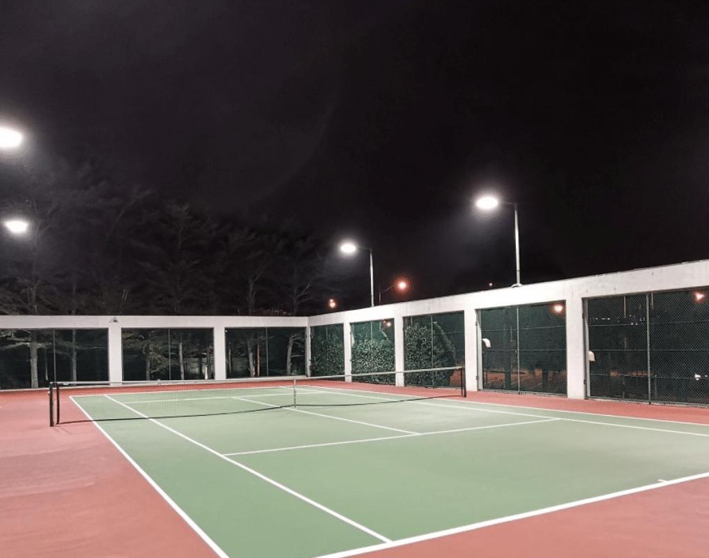 Tennis Court Palm Garden Golf Club
