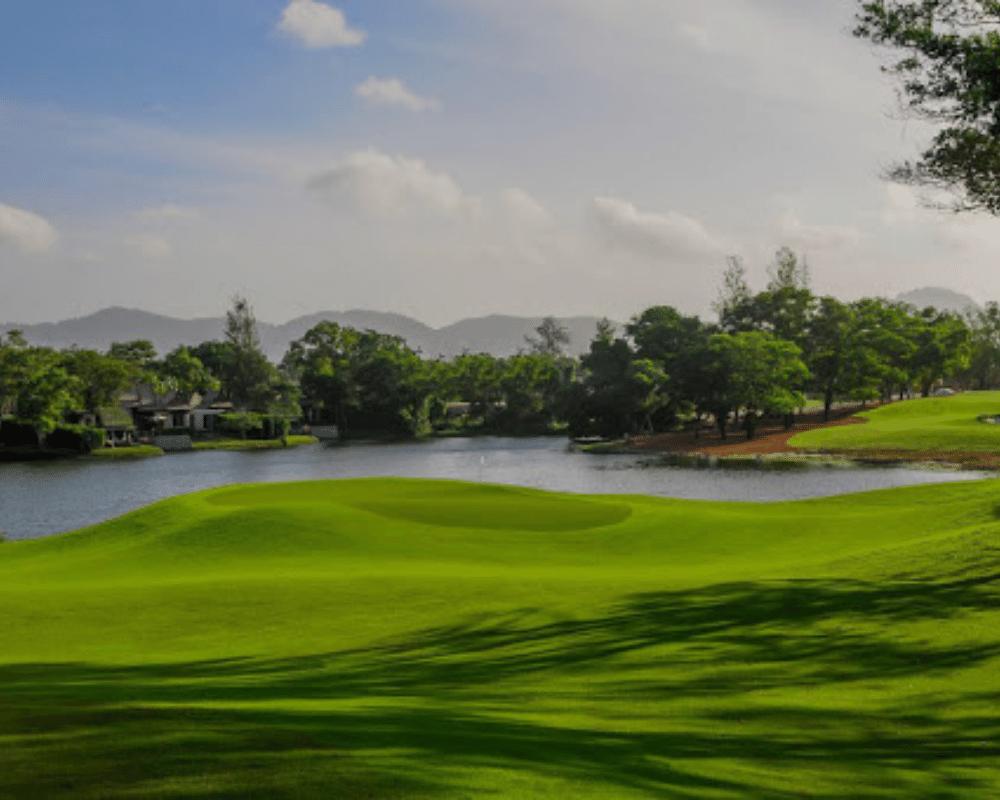Best Golf Resorts Banyan Tree Golf Course